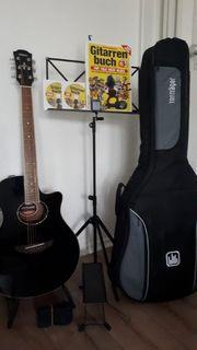 Yamaha Gitarre