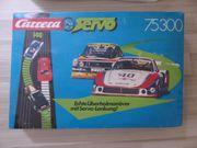 Carrera Rennbahn aus den 80
