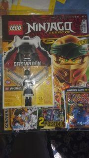 Lego Ninjago Magazin neu