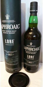 Laphroaig Lore 0 7l