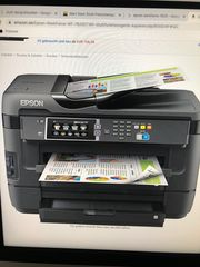 Epson Workforce 7620 Multifunktionsgerät
