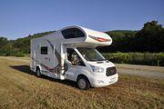 Wohnmobil zu vermieten Challenger C266