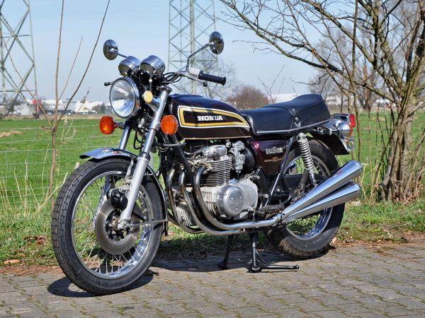Honda Oldtimer CB550 K