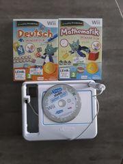 Wii Lern Spiele Deutsch und