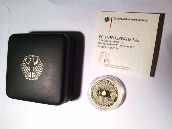 Tausch 100 - Goldeuro