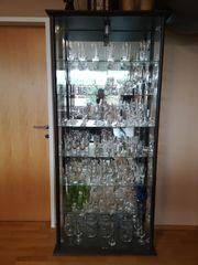 Glas Schrank