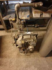 Gasbrenner Gas Brenner ABIC Nova