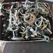 verkaufe fahrradteile