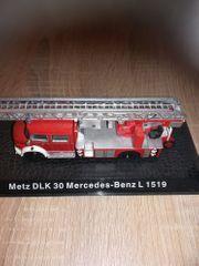 Modellfahrzeuge Feuerwehr 3 Stück