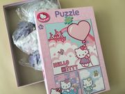 3 Puzzles Hello Kitty