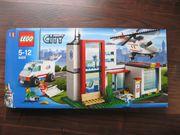 Lego City Nr 4429 Krankenhaus -