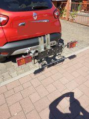 Fahrradträger für 2 Fahrräder Sicherungszubehör