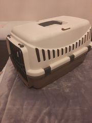 Katzen- Kleintier Transportbox