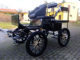 Neue Pony-u Kleinpferdkutsche: Kleinanzeigen aus Buttstädt - Rubrik Zubehör Reit-/Pferdesport