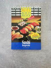 Rezeptbuch Sushi Reisgerichte