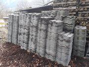 Dachziegel aus Kunststoff