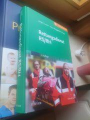 Rettung und Pflegebücher
