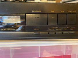 CD-Spieler Schneider CDP7300RC 2 Lautsprecher: Kleinanzeigen aus Schriesheim - Rubrik Radio, Tuner