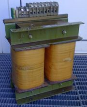 Hochstromtrafo 3 7 kVA 4