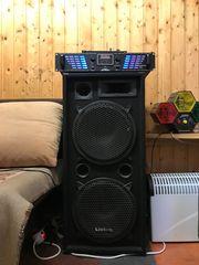 Musikboxen 3000W Bass Lautsprecher Disco