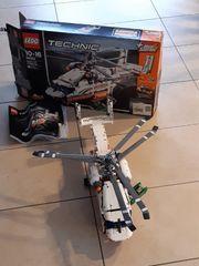 LEGO Technic Schwerlasthubschrauber 42052