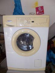 Waschmaschine voll funktionstüchtig
