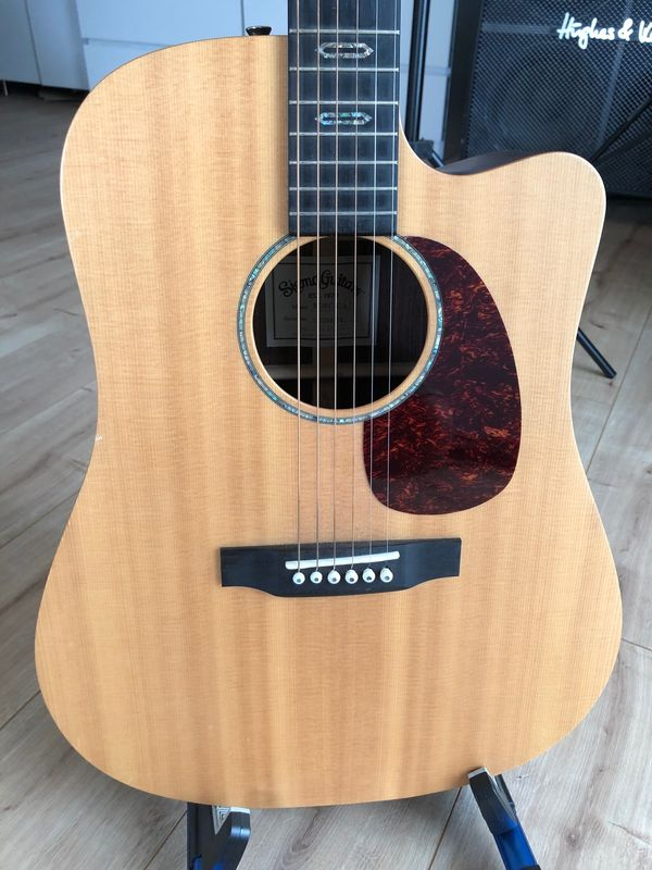 Sigma SDRC-GA Vollmassive Gitarre