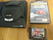 Sega Mega Drive Konsole mit