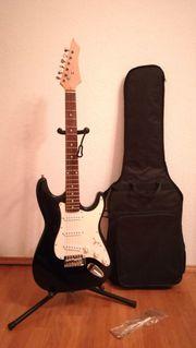 E-Gitarre für Einsteiger Zubehör