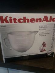 KitchenAid Milchglasschüssel neu