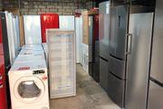 Lagerverkauf Kühl Gefrierschrank Wäschetrockner Waschmaschine
