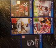 Ps4 Spiele verschiedene