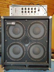 Sunn 410H Bassbox