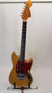 Fender Mustang Baujahr 1966 Sammlerstück