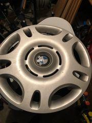 4 BMW 16Zoll Radkappen
