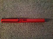 Lamy Safari Füller rot mit