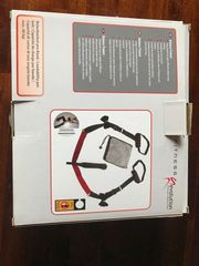 Schlingentraining Balancetrainer inklusive Übungs-CD neuwertig