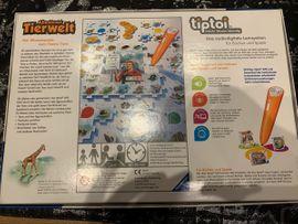 Gesellschaftsspiele - Tiptoi Spiel Abenteuer Tierwelt 4-99