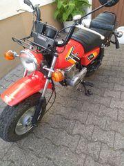 Honda Cy 50