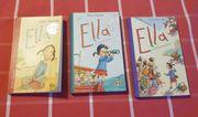 Kinderbuch 3 Bände Ella von
