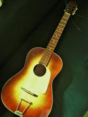 Höfner Akustik Gitarre 60 70