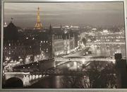 Bild gerahmt Paris