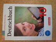 Deutschbuch 10 Gymnasium ISBN 978306064072