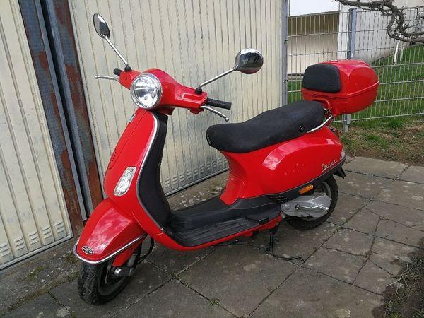 Vespa Lx 50 In Bonn Piaggio Vespa Ape Roller Kaufen Und