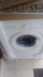 Waschmaschine ab zu geben neu