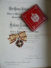 Österreich Elisabeth-Orden 2 Klasse an