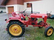 Traktor Lindner Bj 1954