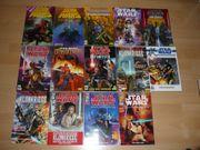 Star Wars Sonderbände Specials Sammlung