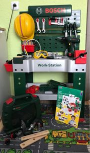 Kinder Werkbank Work Station extra