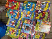 große Sammlung Lustiges Taschenbuch Comics
